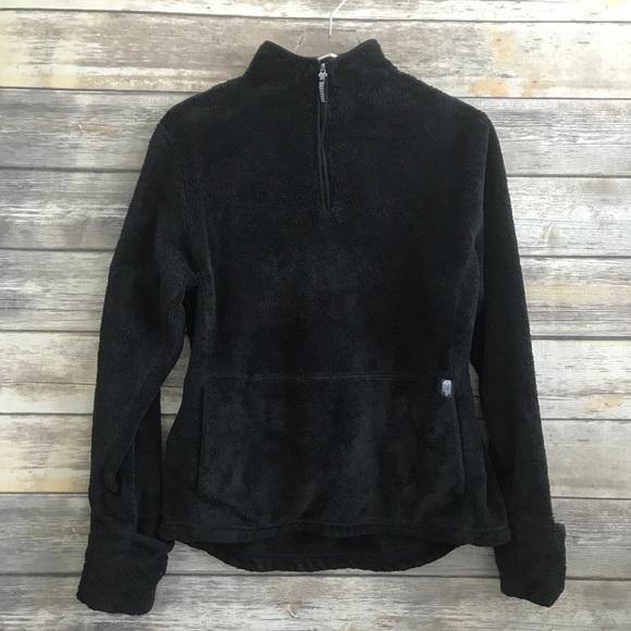 78e81b2c993 [The North Face] TE Black 1/4 Zip Mossbud Fleece. M_5ab296bd2ab8c51e1b7dee4b